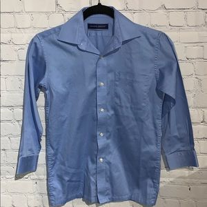 Joseph Abboud Boys Dress Shirt Size 10